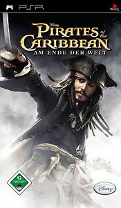 Pirates Of The Caribbean: Am Ende der Welt (Sony PSP, 2007) - Deutschland - Pirates Of The Caribbean: Am Ende der Welt (Sony PSP, 2007) - Deutschland
