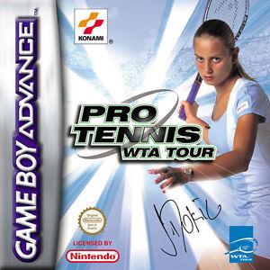 Pro Tennis - WTA Tour - Nintendo GameBoy Advance Spiel - NEU in Folie - Paderborn, Deutschland - Pro Tennis - WTA Tour - Nintendo GameBoy Advance Spiel - NEU in Folie - Paderborn, Deutschland