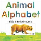 Animal Alphabet : Slide and Seek the ABCs by Alex A. Lluch (2011, Board Book) : Alex A. Lluch (2011)