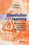 Chemikalienlagerung by M. Luther, Andreas Paersch (Paperback, 2012)