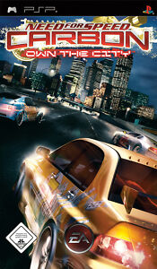 Need For Speed: Carbon - Own The City (Sony PSP, 2006) - Deutschland - Need For Speed: Carbon - Own The City (Sony PSP, 2006) - Deutschland
