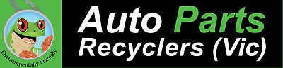 Auto Parts Recyclers