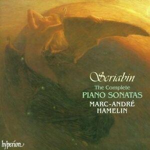 Scriabin: The Complete Piano Sonatas CD NEW