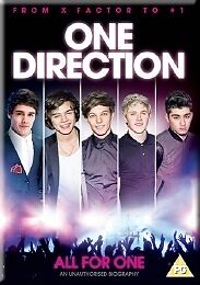 One Direction  All For One DVD DVD - <span itemprop='availableAtOrFrom'>Crewe, Cheshire, United Kingdom</span> - One Direction  All For One DVD DVD - Crewe, Cheshire, United Kingdom