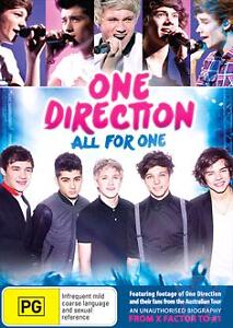 One-Direction-All-For-One-DVD-2012-NEW-and-SEALED-with-Australian-Tour