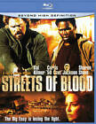 Streets of Blood (Blu-ray Disc, 2009)