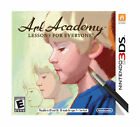 Nintendo Art Academy: Lessons for Everyone! Video Games