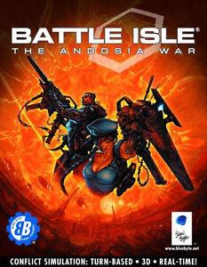 Battle-Isle-Der-Andosia-Konflikt-Game-gebraucht