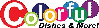 Colorful Dishes and More