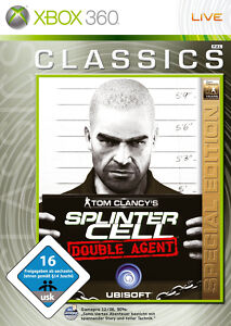 Tom Clancy's Splinter Cell: Double Agent - Special Edition (Microsoft Xbox 360)