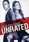 Mr. and Mrs. Smith (DVD, 2006, 2-Disc Set, Unrated Collector's Edition)