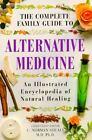 Illustrated Alternative Medicine Books