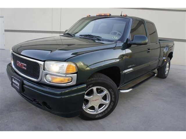 2002 gmc sierra denali quadrasteer awd cd changer heated. Black Bedroom Furniture Sets. Home Design Ideas