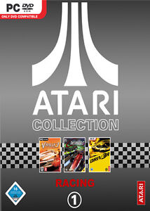 Atari Collection Racing: V Rally 3 Dethkarz Driv3r PC Spiele - <span itemprop=availableAtOrFrom>Linz, Österreich</span> - Atari Collection Racing: V Rally 3 Dethkarz Driv3r PC Spiele - Linz, Österreich