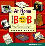 At Home with Microsoft Bob, Barbara Rowley, 1556158548