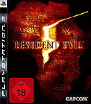 Resident Evil 5 (Sony PlayStation 3) PS3