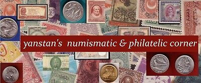 Yanstan's stamps,coins,collectibles