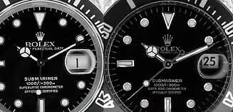 rolex watch fake how to tell