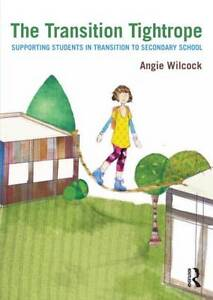 The Transition Tightrope, Angie Wilcock