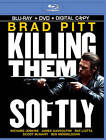 Killing Them Softly (Blu-ray/DVD, 2013, 3-Disc Set, Includes Digital Copy)