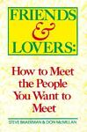 Friends and Lovers, Steve Bhaerman and Don McMillan, 0898791618