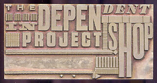 THE INDEPENDENT PROJECT SHOP