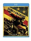 Sons of Anarchy: Season Two (Blu-ray Disc, 2010, 3-Disc Set) (Blu-ray Disc, 2010)