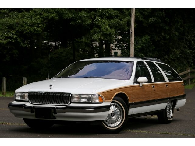 1994 buick roadmaster estate wagon serviced 71k miles wood. Black Bedroom Furniture Sets. Home Design Ideas