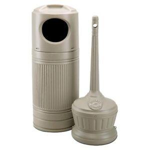 belson cigarette trash receptacle