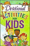 Devotional Activities for Kids, , 0784700842