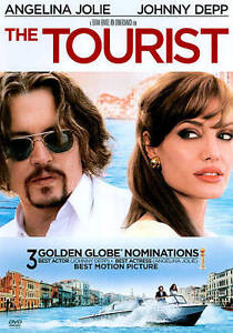 The Tourist (DVD, 2011)