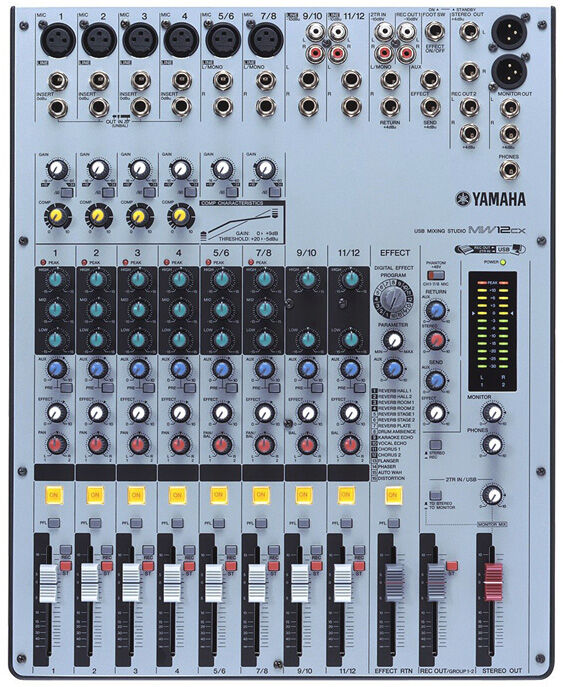 Analogue Audio Mixer Buying Guide