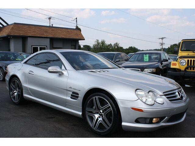 2003 mercedes benz sl 55 amg 493 horsepower beautiful car for Mercedes benz sl55 amg specs