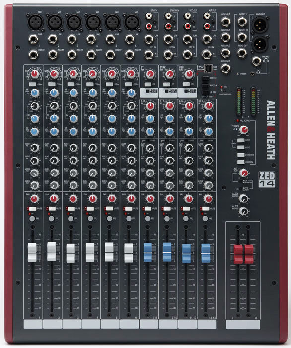 How to Buy an Audio Mixer for Recording and Live Sound