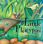 LITTLE-PLATYPUS-Nette-Hilton-Childrens-Reading-Picture-Story-Book-Nina-Rycroft
