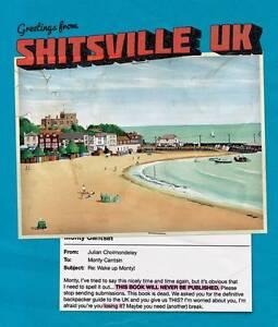 Shitsville UK ' Monty Cantsin