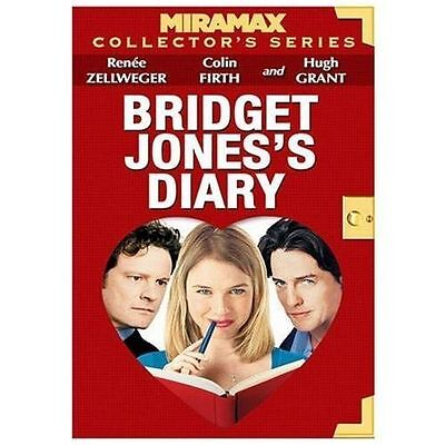 Bridget Jones' Diary (DVD, 2004, Collector's Edition)