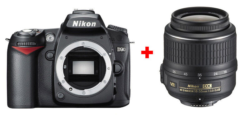 Your Guide to the Nikon D90