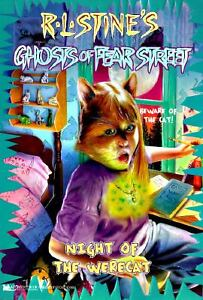 Ghosts-of-Fear-Street-12-NIGHT-OF-THE-WERECAT-book-5-S-H-book-order