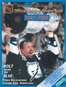 NHL Official Guide and Record Book by Na...