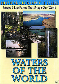 Physical Geography II: Waters of the World DVD (2008) new