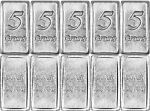 Your Guide to Buying Silver Bullion in Bulk