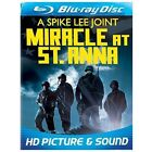 Miracle at St. Anna (Blu-ray Disc, 2009, Blu-ray)