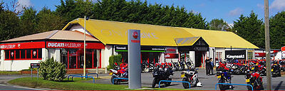 OnYerBike/Ducati Aylesbury