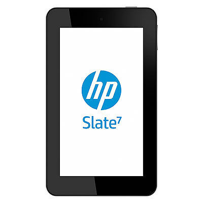 HP Slate 7 8GB, Wi-Fi, 7in - Black & Grey Tablet