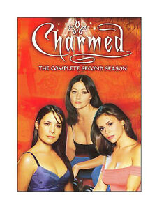 Изображение товара Charmed The Complete Second Season 2 DVD 2005 6-Disc Set BRAND NEW SEALED