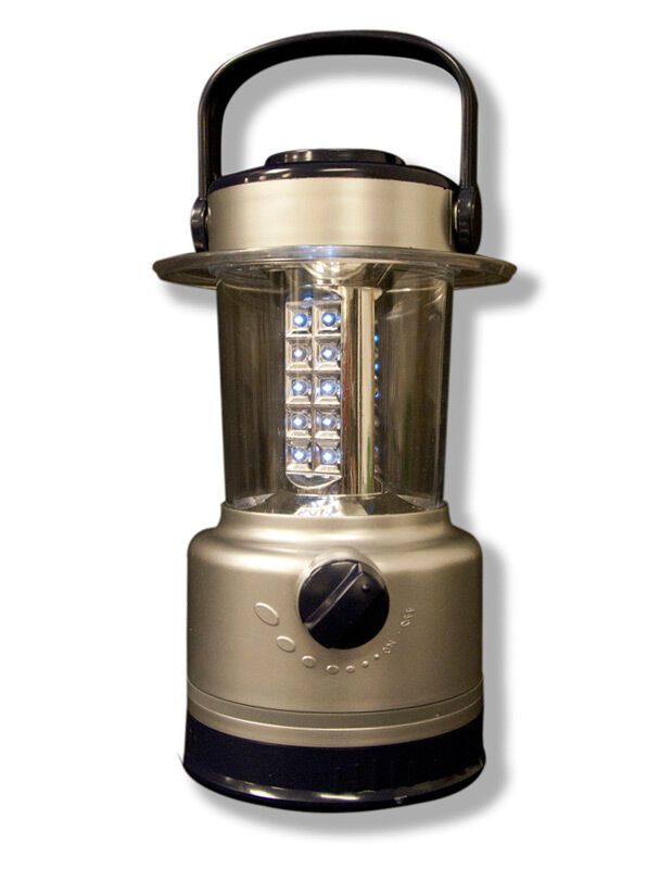 How to Use Your Camping Lights Safely