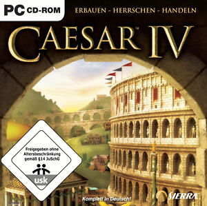 Caesar IV (PC) - <span itemprop=availableAtOrFrom>Leibnitz, Österreich</span> - Caesar IV (PC) - Leibnitz, Österreich
