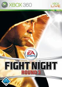 Fight Night Round 3 (Microsoft Xbox 360, 2006, DVD-Box) Boxen Kampfsport - Deutschland - Fight Night Round 3 (Microsoft Xbox 360, 2006, DVD-Box) Boxen Kampfsport - Deutschland