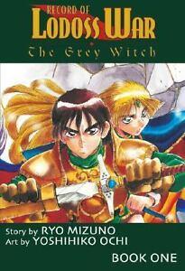 Record-Lodoss-War-Grey-Witch-1-by-Ryo-Mizuno-2004-NEW